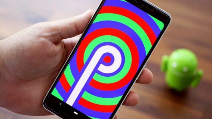 Пасхалка Android 9.0 Pie