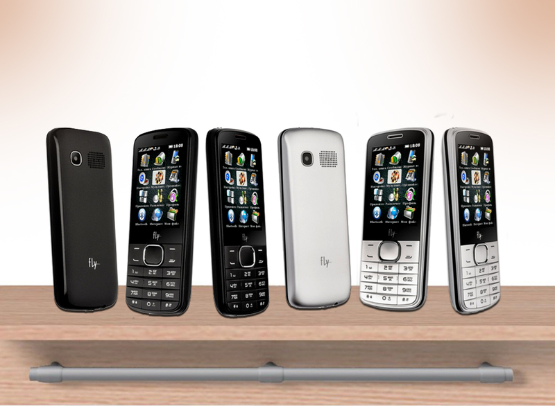 Телефоны Fly из прошлого, которые наглядно показывают, почему компания не стала лидером рынка