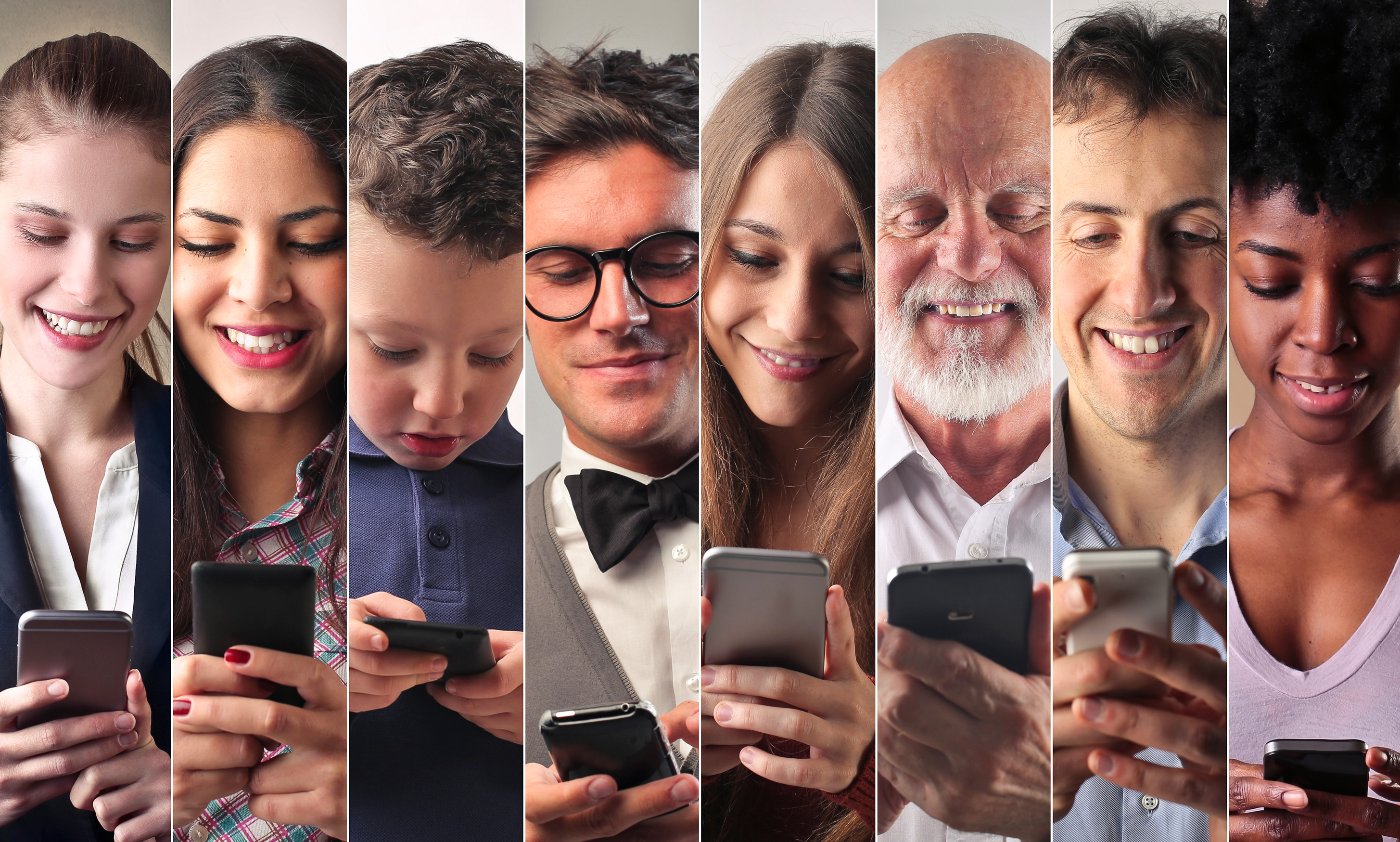 Тест: какой ты телефон