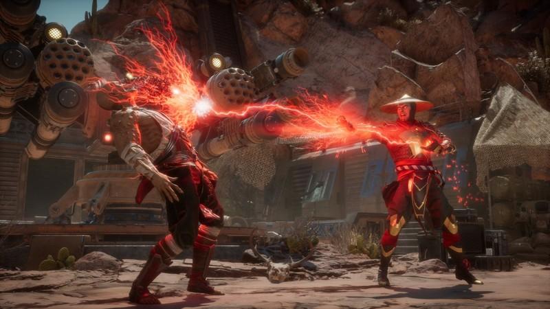 25 персонажей, которых мы увидели в Mortal Kombat 11