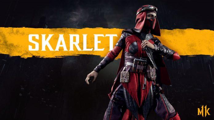 Скарлетт