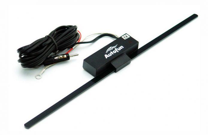 Активная антенна AutoFun для усиления Wi-Fi-сигнала