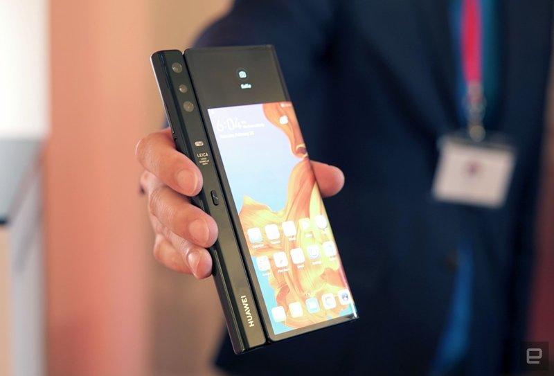 Huawei Mate X увидит свет — компания обозначила стартовую дату продаж