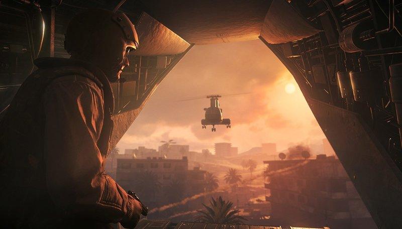 Game Informer рассказал подробности грядущей Call of Duty: Modern Warfare