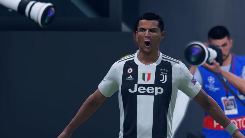 ЕА показала геймплей новой FIFA 20 — и это нечто