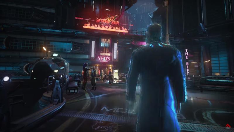 У знаменитой Cyberpunk 2077 появился серьёзный конкурент