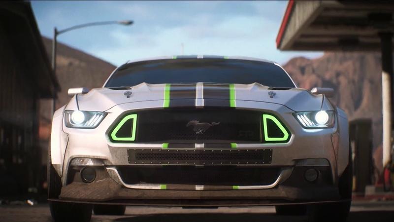 В Сети появилось название новой частиNeed for Speed