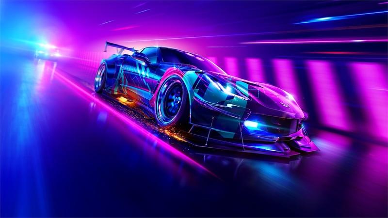 Вышел трейлер новой Need for Speed — Heat (и это прекрасно)