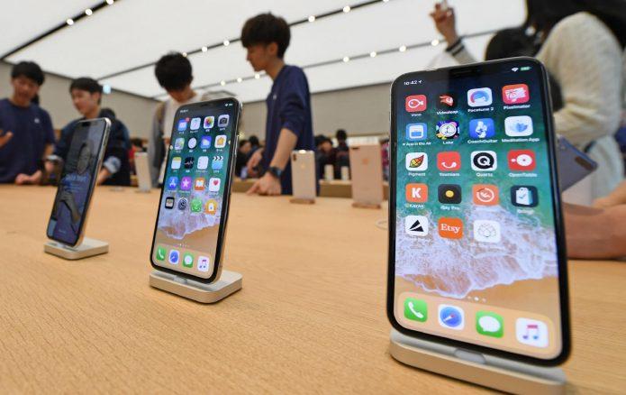 Сборка айфонов в Китае