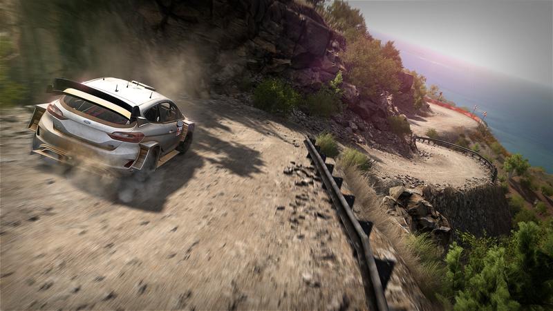 Благородный риск или сумасшествие в чистом виде: вышла WRC 8 FIA World Rally Championship