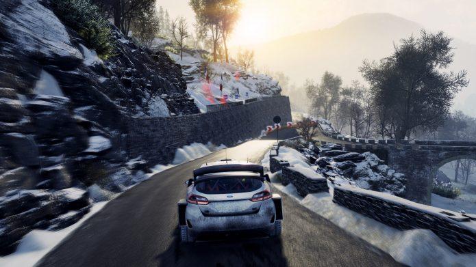 Трассы WRC 8