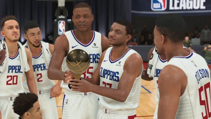 Цель игры NBA 2K20