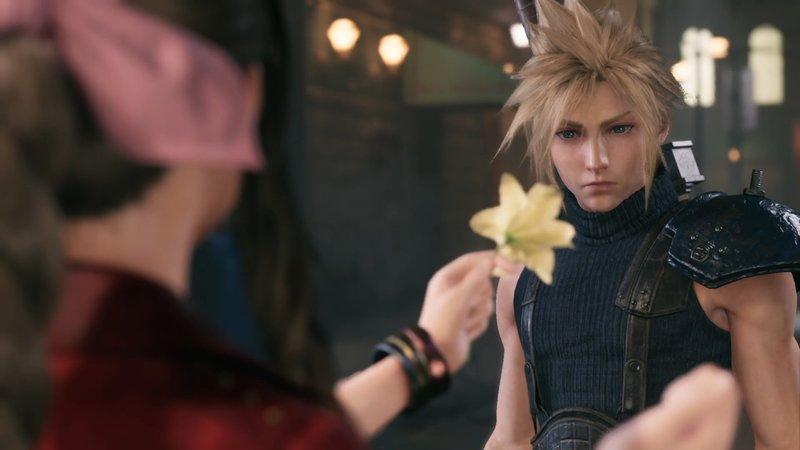 Вышел свежий трейлер ремейка Final Fantasy VII