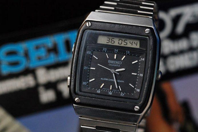 «Умные» часы Seiko