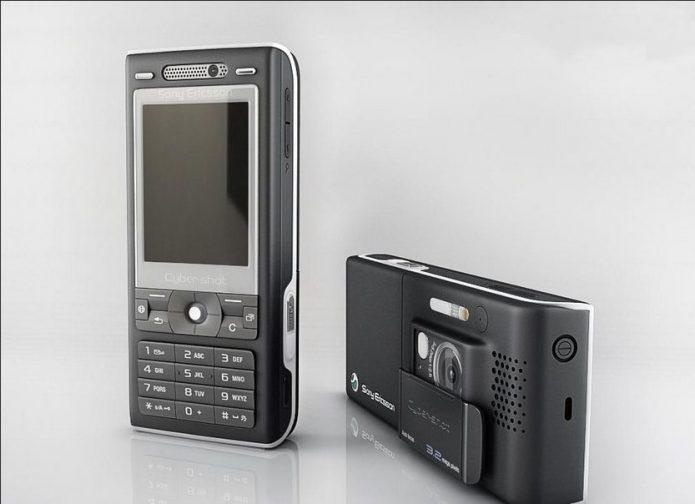 Sony Ericsson M600i/K790i/K800i