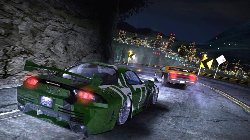 Супертест для геймеров: попробуй угадать гоночную игру по одному скриншоту
