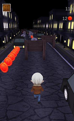 Бегущий вампир 3D