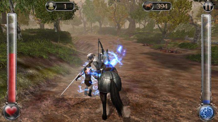 Баффы в Arcane knight