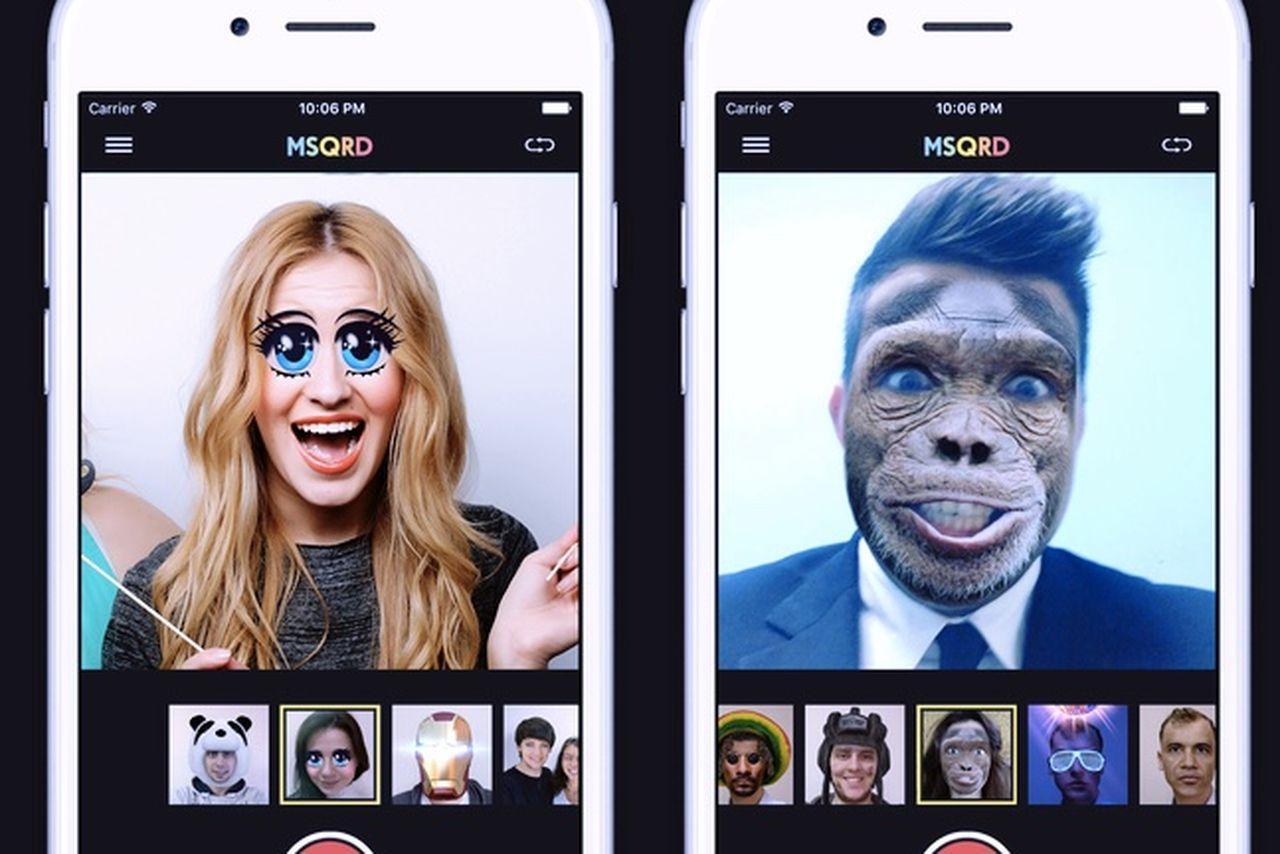 Приложение обмен лицами фото для виндовс
