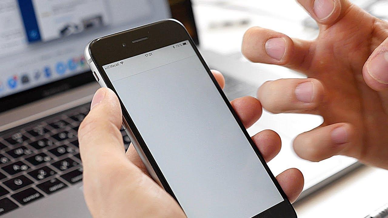 Почему iPhone со временем начинают работать медленнее