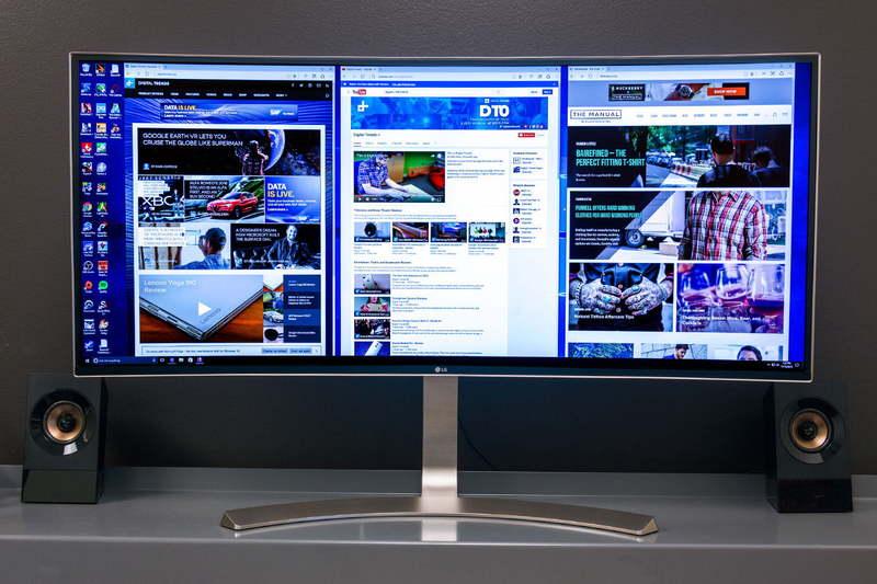 6 самых больших мониторов для компьютеров в мире: смотри не засмотрись!