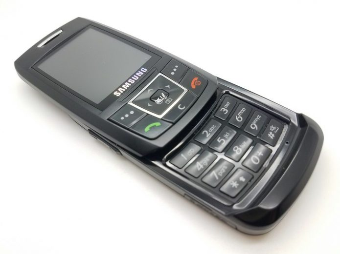 Samsung SGH-E888
