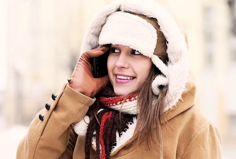 7 советов, как лучше пользоваться смартфоном на морозе