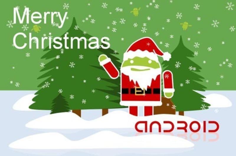 Новогодние приложения на Андроид: для создания настроения или помощи в организации праздника