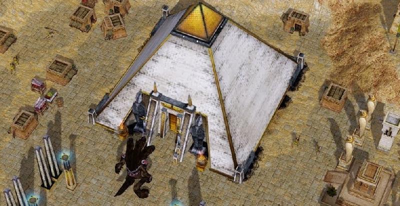 7 игр, с помощью которых можно оказаться в Древнем Египте