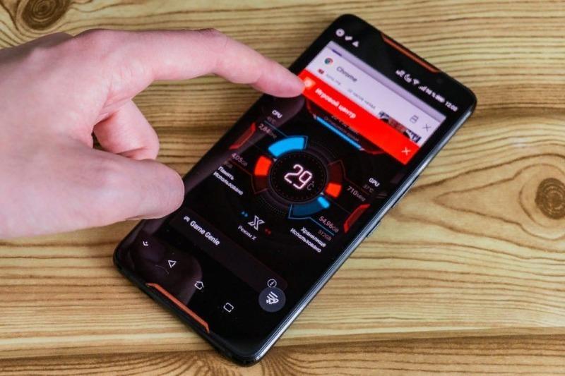 5 смартфонов, подходящих для тех, кто любит играть с телефона