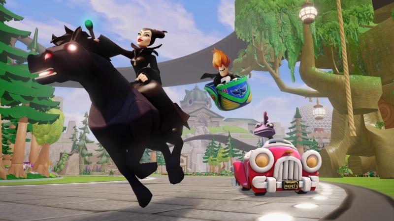 Как в сказке: 8 игр по мотивам мультфильмов Диснея