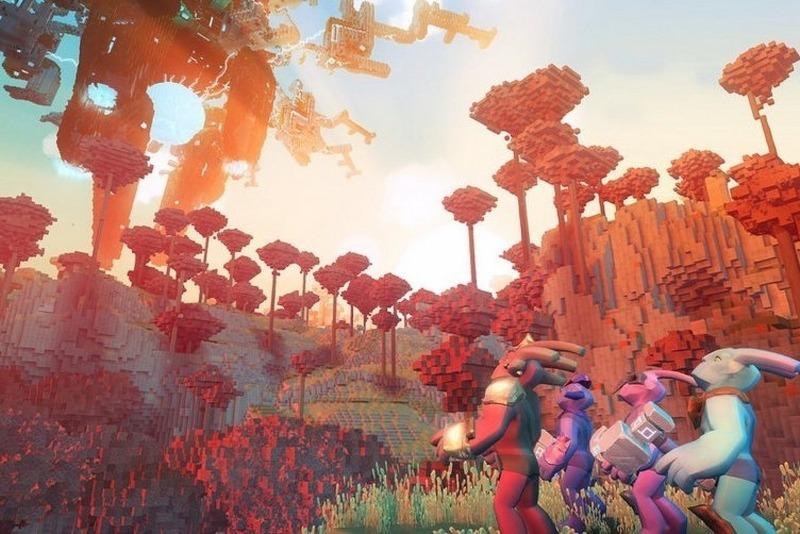 Копать, собирать, строить: 10 интересных игр на ПК в жанре приключенческой песочницы