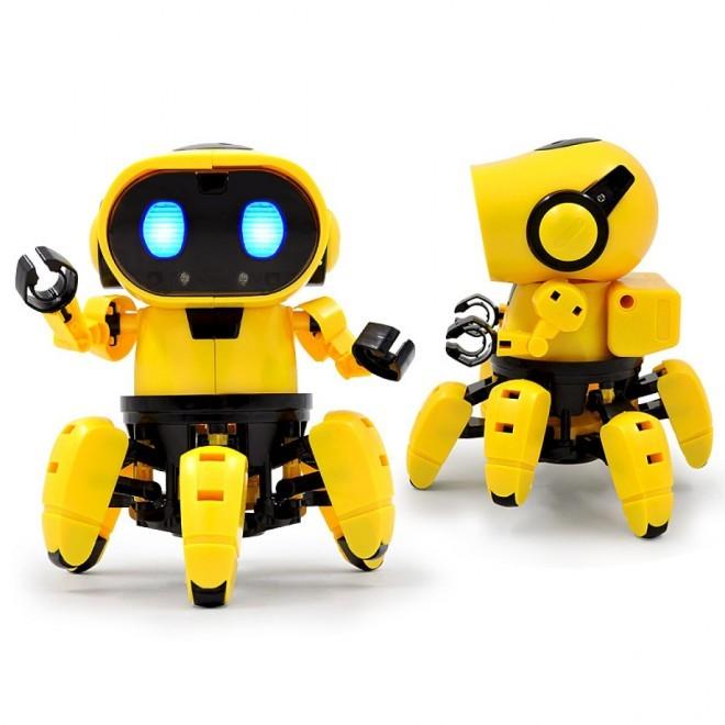 Подарок умным детям: 5 конструкторов, позволяющих ребенку самому собрать робота