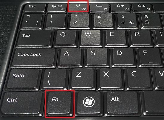 Как найти и включить блютуз на ноутбуке